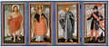Krilni oltar - Sv. Janez Krstnik, sv. Miklavž, sv. Peter, sv. Jurij.jpg
