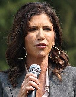 Kristi Noem 33rd Governor of South Dakota