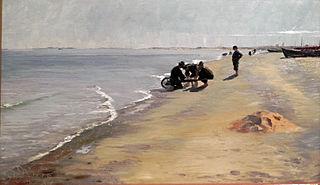 Fra Skagen Sønderstrand