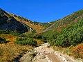 Kuźnice-Dol.Kondratowa-Giewont-Dol.Małej Łąki-Gronik 1 - panoramio.jpg