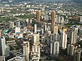 Kuala Lumpur, view from Kl-Tower, direction Times Square - panoramio.jpg