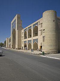 Kukeldash Madrasa Bukhara.jpg