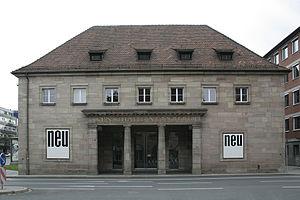 Kunsthalle Nürnberg - Image: Kunsthalle Nürnberg