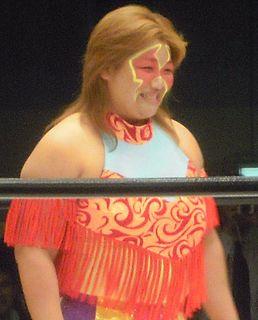 Kyoko Inoue Japanese professional wrestler