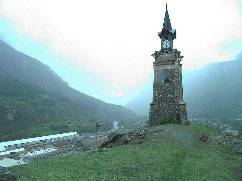 L'Argentiere-la-Bessee.