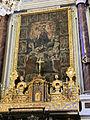 L'Escarène - Église Saint-Pierre-ès-Liens - Tableau d'autel.JPG