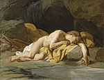 Lépicié, Nicolas-Bernardt - Narcisse - 1771.jpg