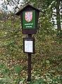 Lípy u Luňákovy kaple, tabule Památný strom.jpg