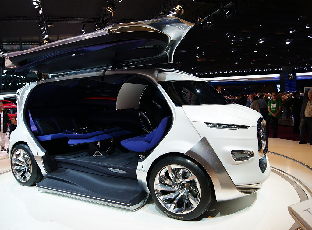 Cars For Sale In Oklahoma >> Citroen Tubik : Concept Cars | Drive Away 2Day
