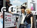 LG전자, 'LG G3' 신촌 길거리 축제 진행.jpg