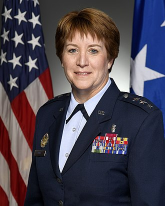Surgeon General of the United States Air Force - Image: LIEUTENANT GENERAL DOROTHY A. HOGG