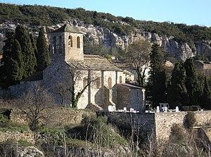 La Caunette - Church Notre Dame