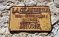 La Chaudière - Plaque de cocher 2.jpg