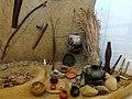 La Chaussée-Tirancourt (80), parc Samara, pavillon d'exposition - les premiers agriculteurs, un foyer au néolithique 2.jpg
