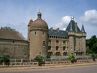 La Clayette - 71 - château 4.JPG
