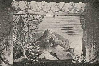 <i>La Péri</i> (Dukas) 1912 ballet by Paul Dukas
