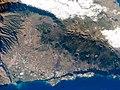 La Palma in Canary Islands - satellite image ISS017-E-06820 lrg.jpg