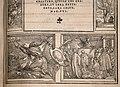 La bibbia del brucioli, per lucantonio giunta, venezia 1532 (roma, bibl. dei lincei e corsiniana) 02 stimmate di s. francesco e predica di s. paolo.jpg
