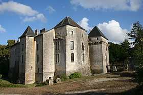Image illustrative de l'article Château de Gourville