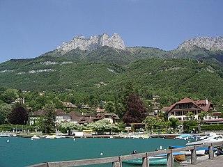 Talloires Part of Talloires-Montmin in Auvergne-Rhône-Alpes, France