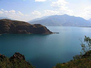 Lake Tcharvak