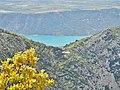 Lac de Ste Croix, roundtrip Gorges du Verdon, Grand Canyon du Verdon - panoramio (4).jpg