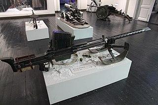 Lahti L-39 Finnish semi-automatic anti-tank rifle