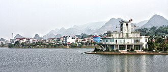 Lai Châu - Lai Châu City Lake
