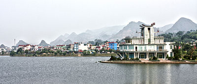 Lai Châu City Lake