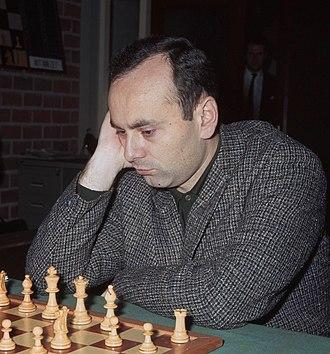 Lajos Portisch - Lajos Portisch in 1968