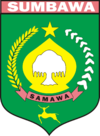 Official seal of Sumbawa Regency