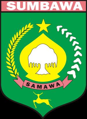 Sumbawa Regency - Image: Lambang Kabupaten Sumbawa