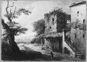 Landscape with Old Buildings (Alessio de Marchis) - Nationalmuseum - 17197.tif