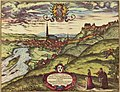 Landshut 1578 view old colored copper engraving.jpg