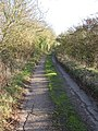Lane by Hillside Farm - geograph.org.uk - 610517.jpg