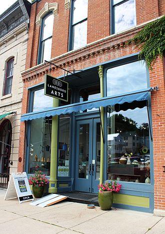 Lanesboro, Minnesota - Lanesboro Arts