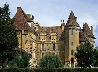 Lanquais Commune in Nouvelle-Aquitaine, France