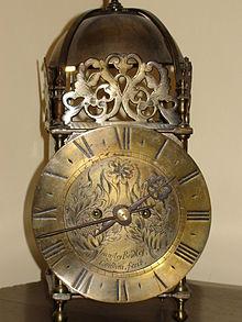horloge japonaise traditionnelle