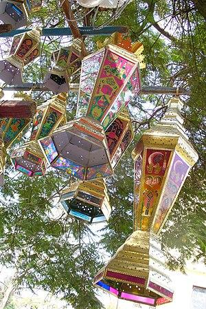 Fanous - Fanous Ramadan decorations in Cairo, Egypt