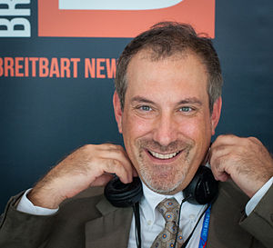 Larry O'Connor (radio host) - O'Connor at the Republican National Convention, August 2012