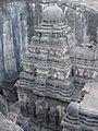 Lascar Cave 16 Kailasanatha Temple - a feat of human genius (4558961406).jpg
