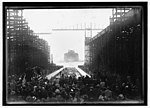 Launching the Mississippi, Newport News, Va. Jan. 25, 1917 LCCN2016851119.jpg