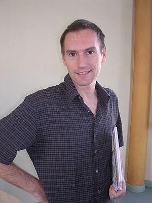 Laurent Verron cover