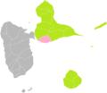 Le Gosier (Guadeloupe) dans son Arrondissement.png