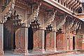 Le Palais de Jahangir (Fort Rouge, Agra) (8513105023).jpg
