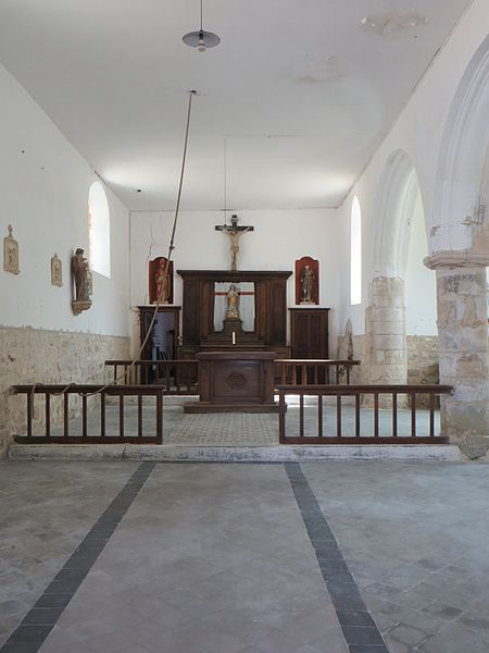 Nef de l'église