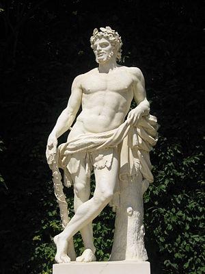 Philippe de Buyster - Le Poème satyrique, Versailles
