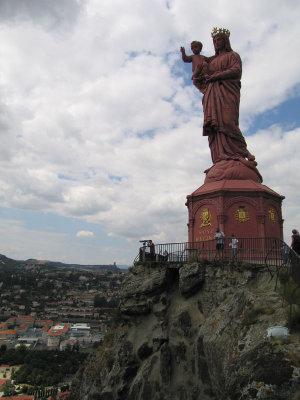 Le Puy-en-Velay - Notre-Dame de France