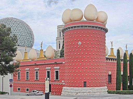 Le théâtre-musée Dali (Figueres, Espagne) (8859735037)