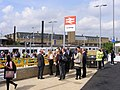 Lea Bridge station - official opening May 16 2016 - 26445852193.jpg